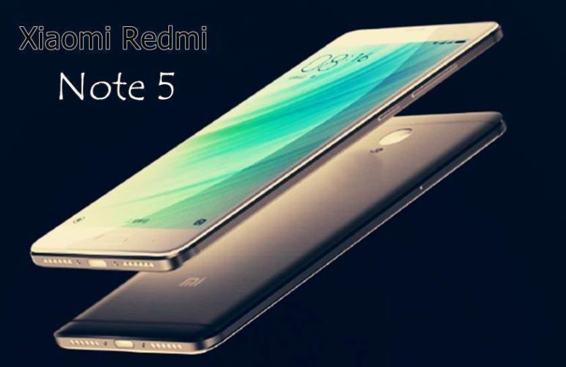 Redmi Note 5 specifications