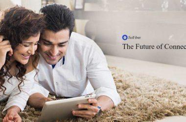 Reliance Jio 100 Gbps Fiber Network