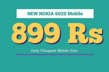 Buy Nokia 899 Rs Mobile Online