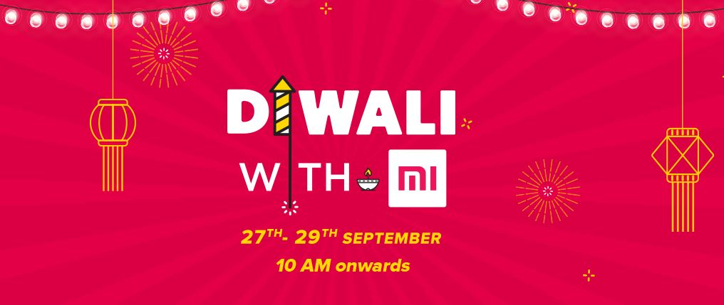 mi diwali sale offers
