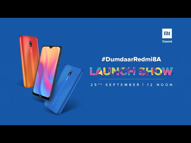 redmi 8a flash sale