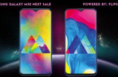Samsung Galaxy M30 Next Sale