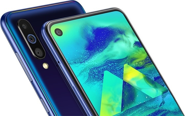 Samsung Galaxy M40 Next Sale