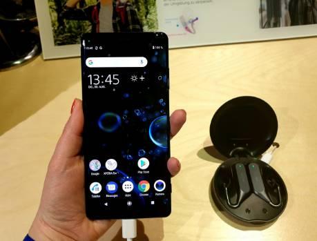 Sony Experia XZ3 Price in India