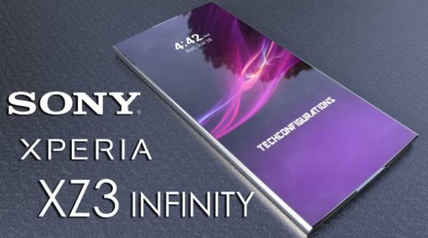 Sony Xperia XZ3 Price in India