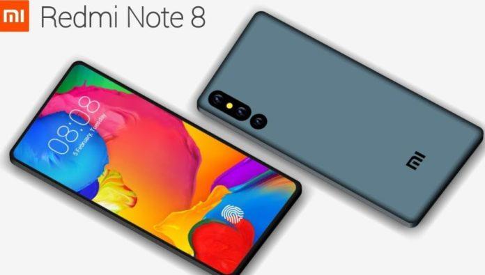 Redmi Note 8 Price In India