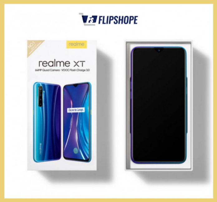 Realme XT Flash Sale Date
