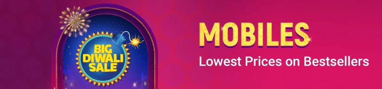 Flipkart Big Diwali Sale 2020 - Smartphone offers on Flipkart