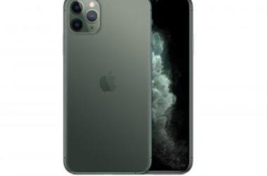 Apple iPhone 11 Pro Price in India