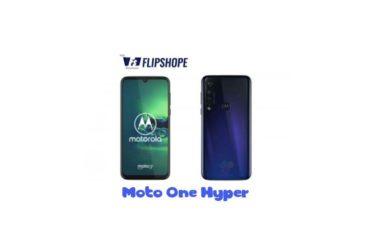 Motorola One Hyper Price in India