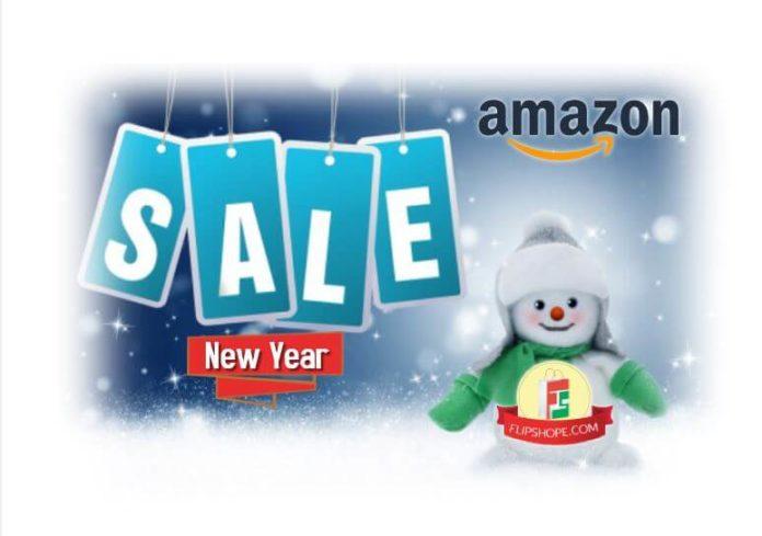 Amazon New Year Sale - Flipshope