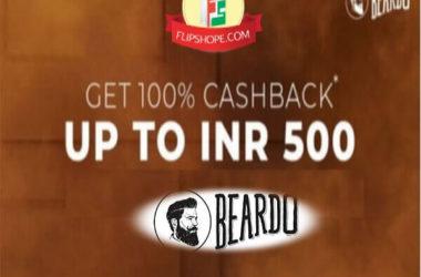 Beardo Paypal Offers