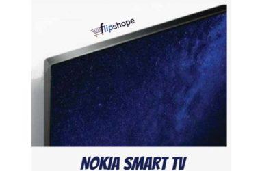 Nokia Smart TV Price in India