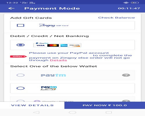 Paypal cashback transfer to bank