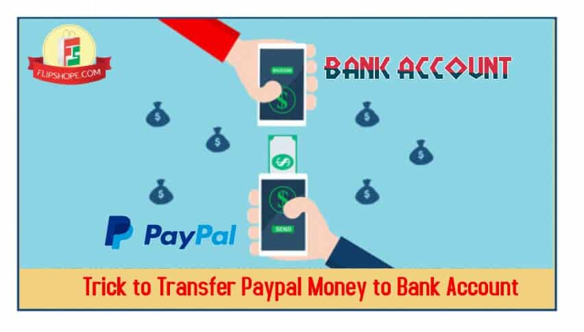 how to transfer paypal money to bank account
