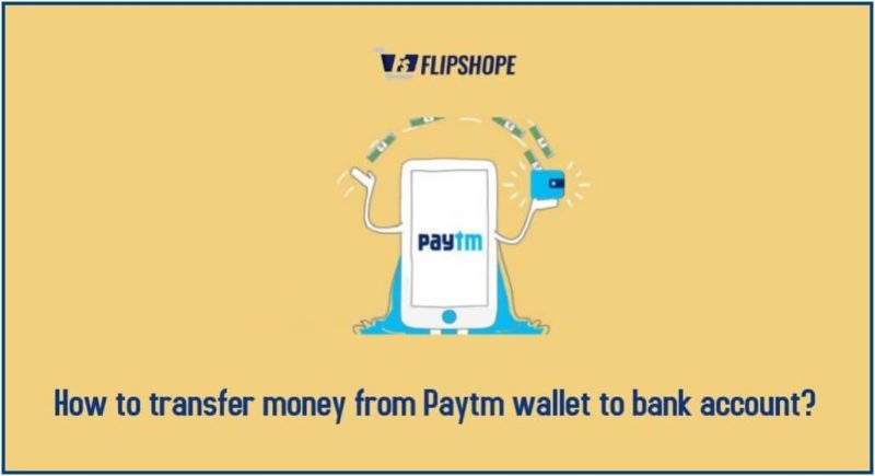 how to transfer paytm money to bank