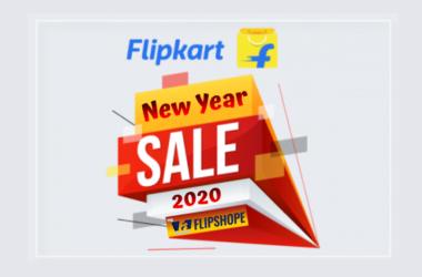 Flipkart New Year Sale Offers 2020