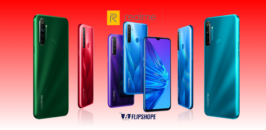 Realme 5 series price in India