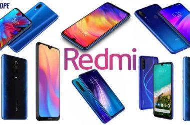 Top 10 Redmi Mobile Price in India