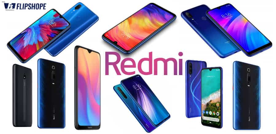 Top 10 Redmi Mobile Price in India
