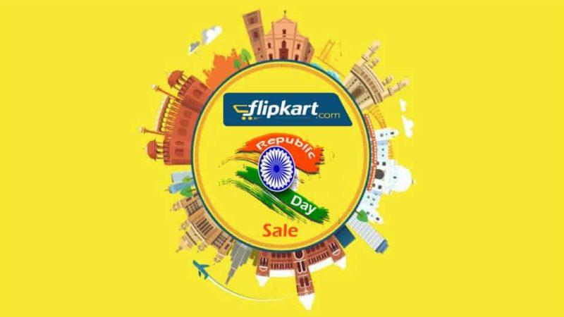 Flipkart Republic Day Sale Offers