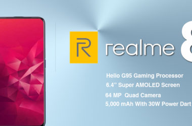 Realme 8 Specifications