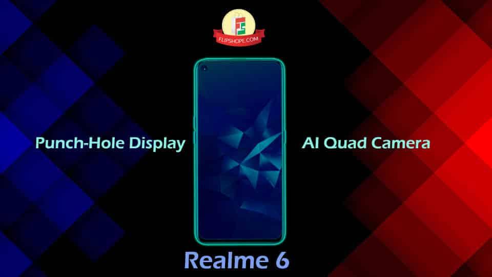 Realme 6 specs