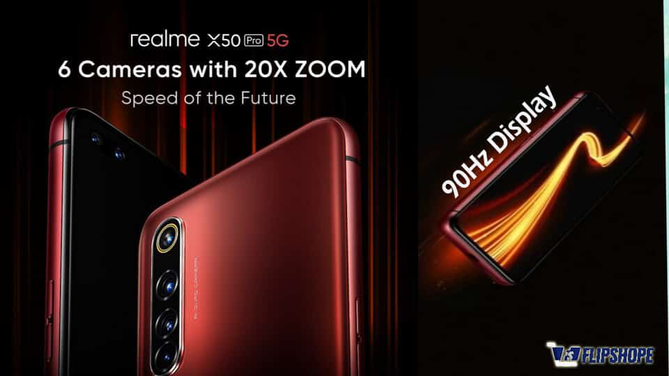 Realme X50 Pro specifications 5G