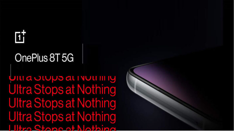 OnePlus 8T Specifications and Price