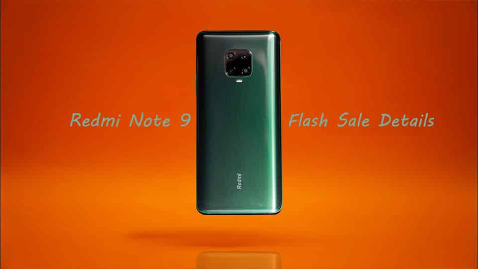 Redmi Note 9 Flash Sale Details| 100% Working to Autobuy on Amazon