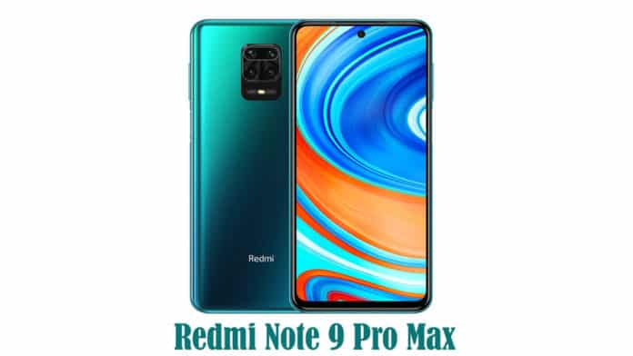 Redmi Note 9 Pro Max Specifications - Flipshope