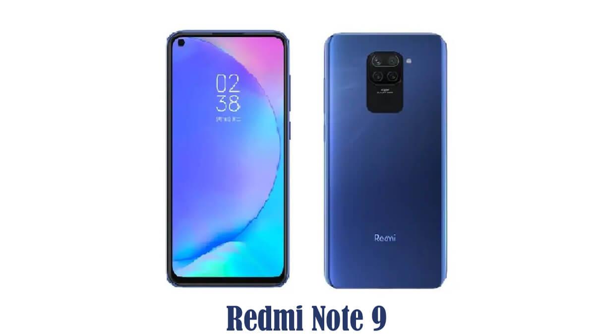 Redmi Note 9 price in India
