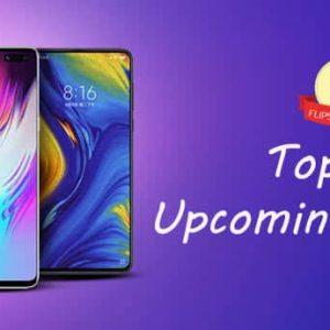 Top 10 Upcoming Smartphone