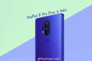 OnePlus 8 Pro price in India