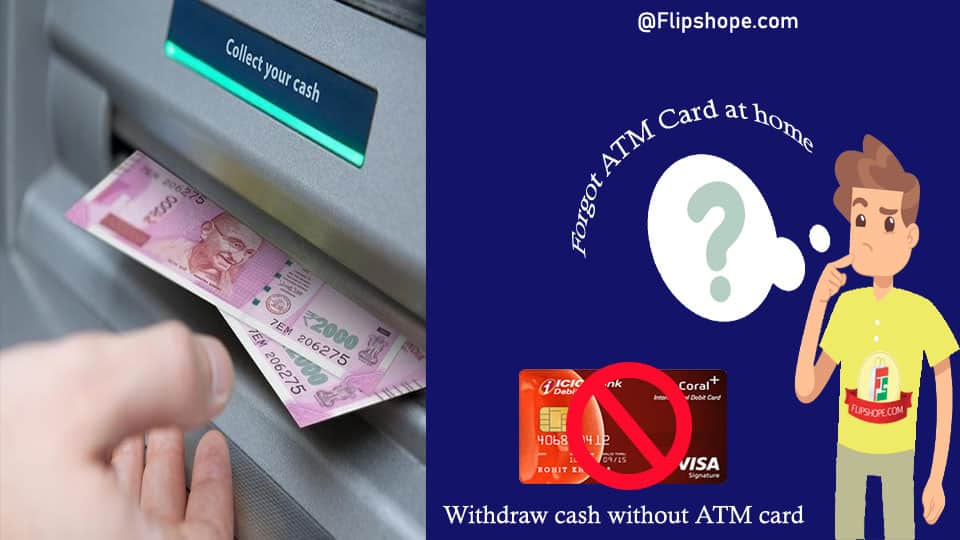 Cardless Cash Withdrawal [Steps to use]