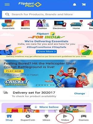 Flipkart Videos Poll Show