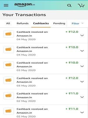Free Amazon Pay Balance Proof