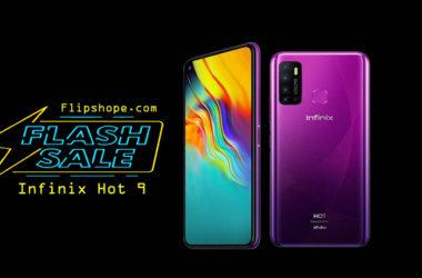 Infinix Hot 9 Flash Sale