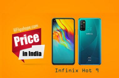 Infinix Hot 9 Price in India