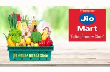 JioMart Grocery Store Online