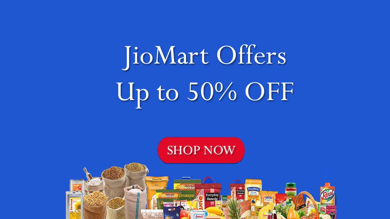 JioMart Offers
