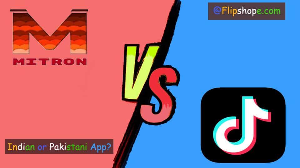 Mitron vs TikTok App
