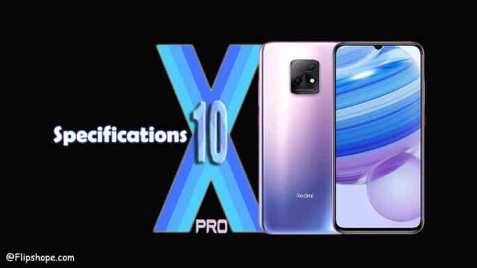 Xiaomi Redmi 10X Pro Specifications