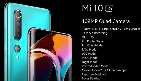 MI 10 full Camera Review