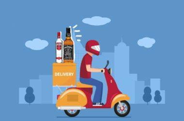 Amazon Liquor Delivery