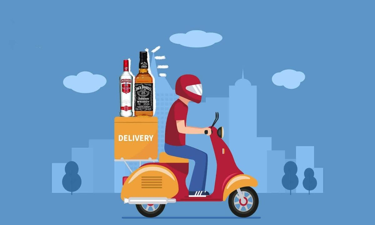 Amazon Liquor Delivery