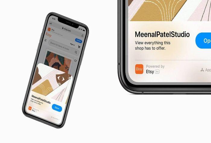 Apple iOS 14 Update App clips