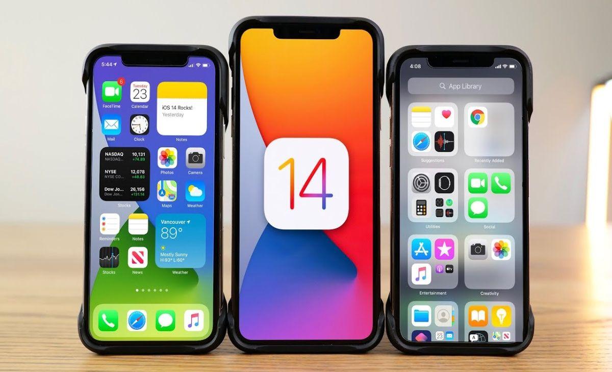 Apple iOS 14 Update Features