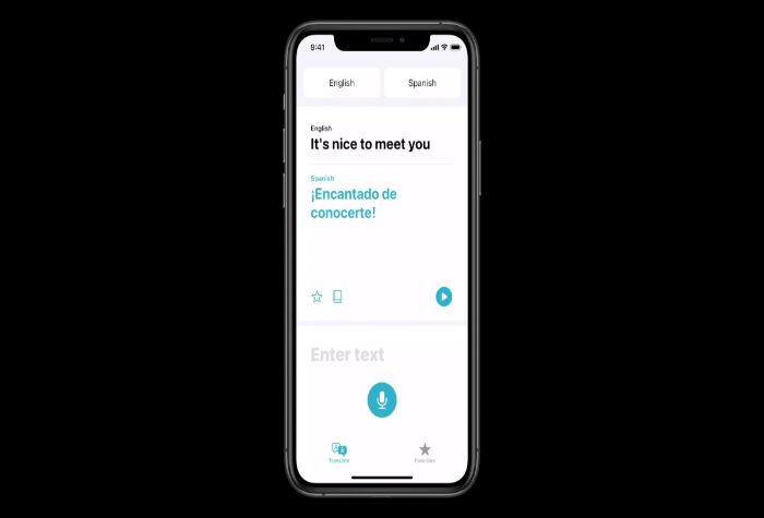 Apple iOS 14 Update Voice Recognition