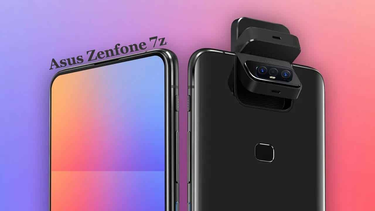 Asus Zenfone 7z Specifications